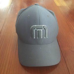 Gray Travis Matthew Golf Hat